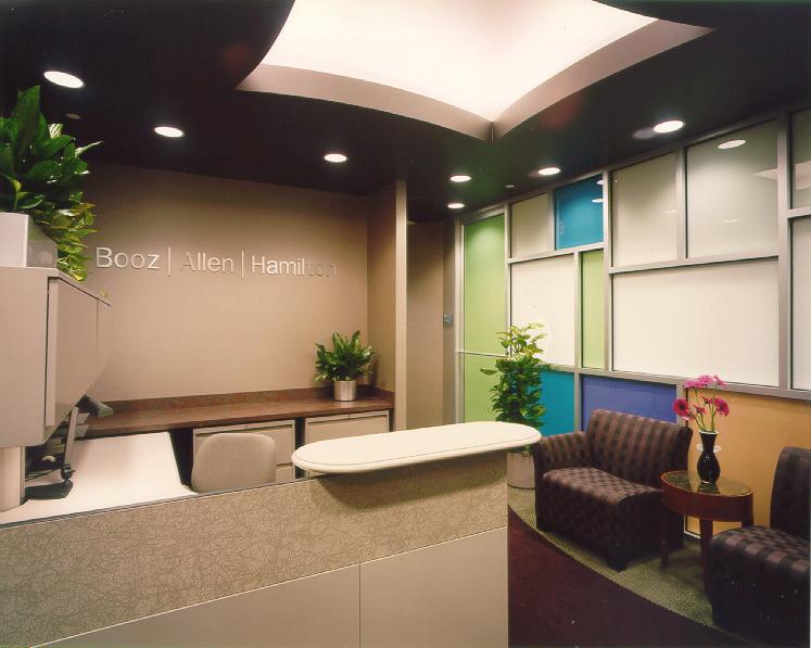 Reception - Waiting Area