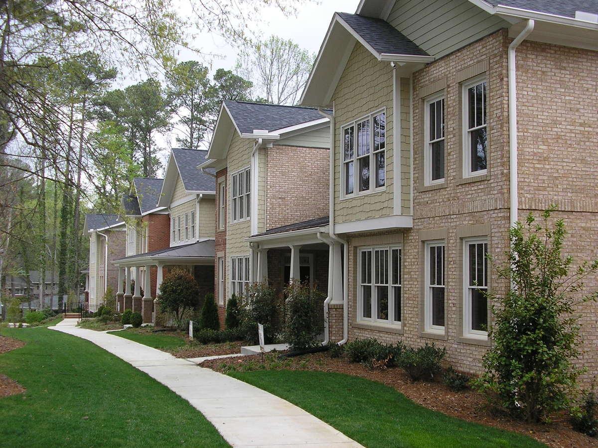 Alderbrook Drive Homes