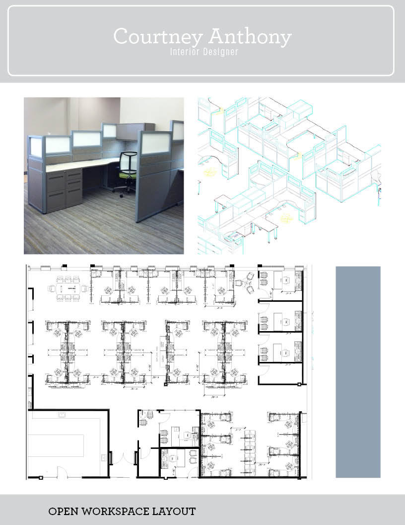 Open Workspace Layout