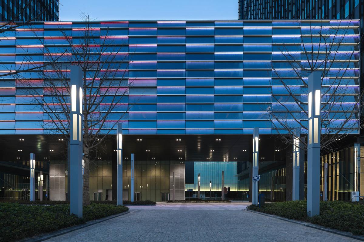 Shanghai Landmark Center, Shanghai, China