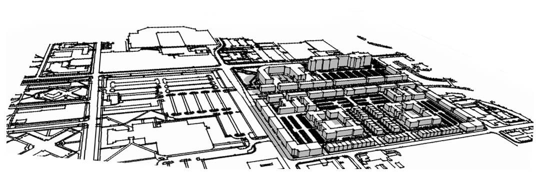 Modeling: Sketch up software