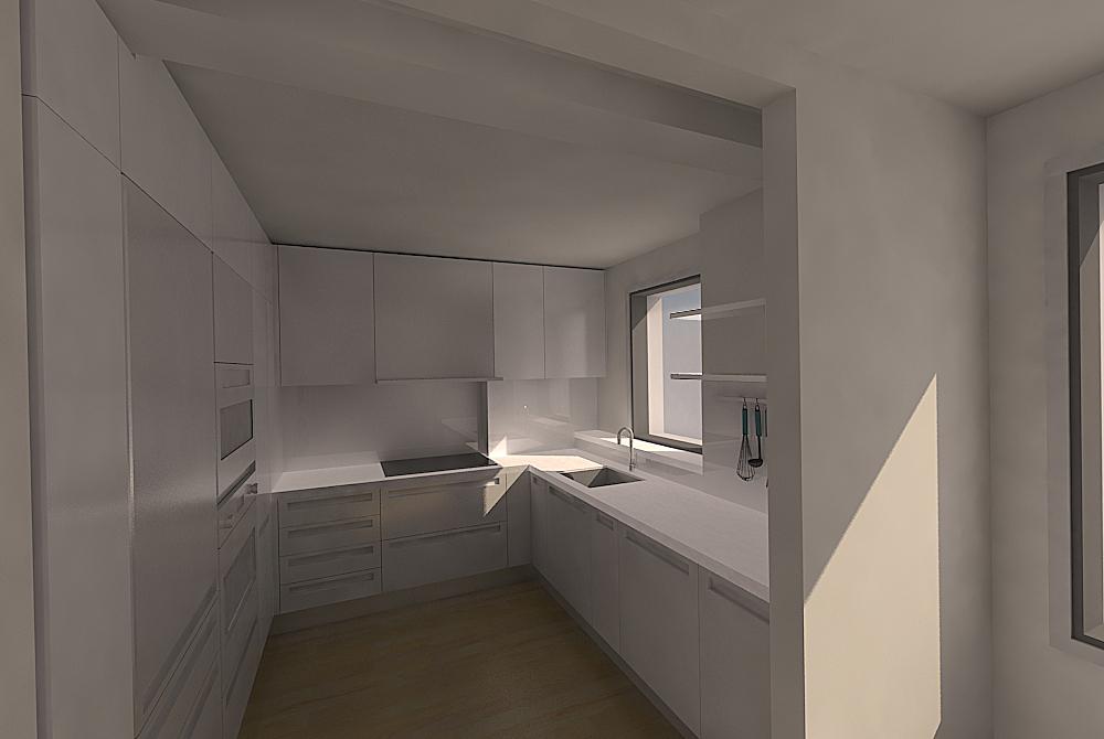 Final Kitchen Decision View: A