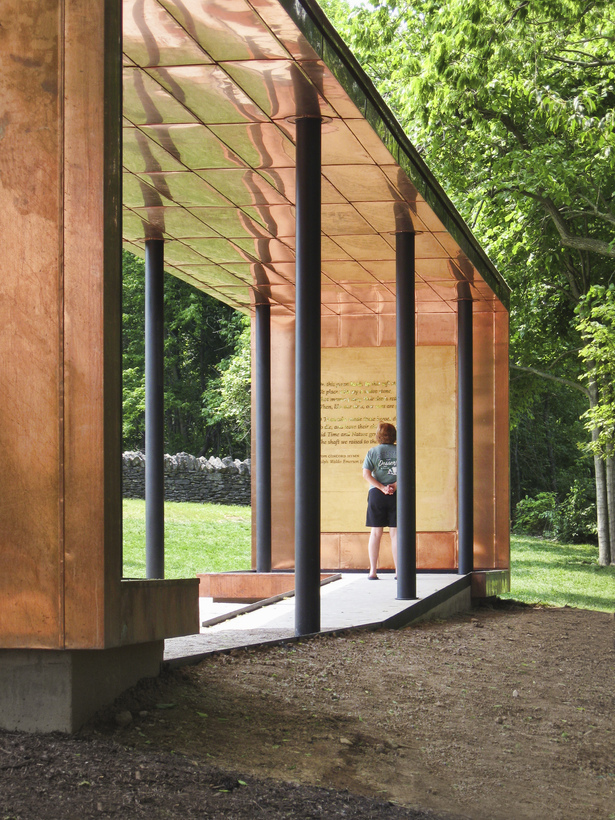 The Dublin Grounds of Remembrance by PLANT Architect Inc.