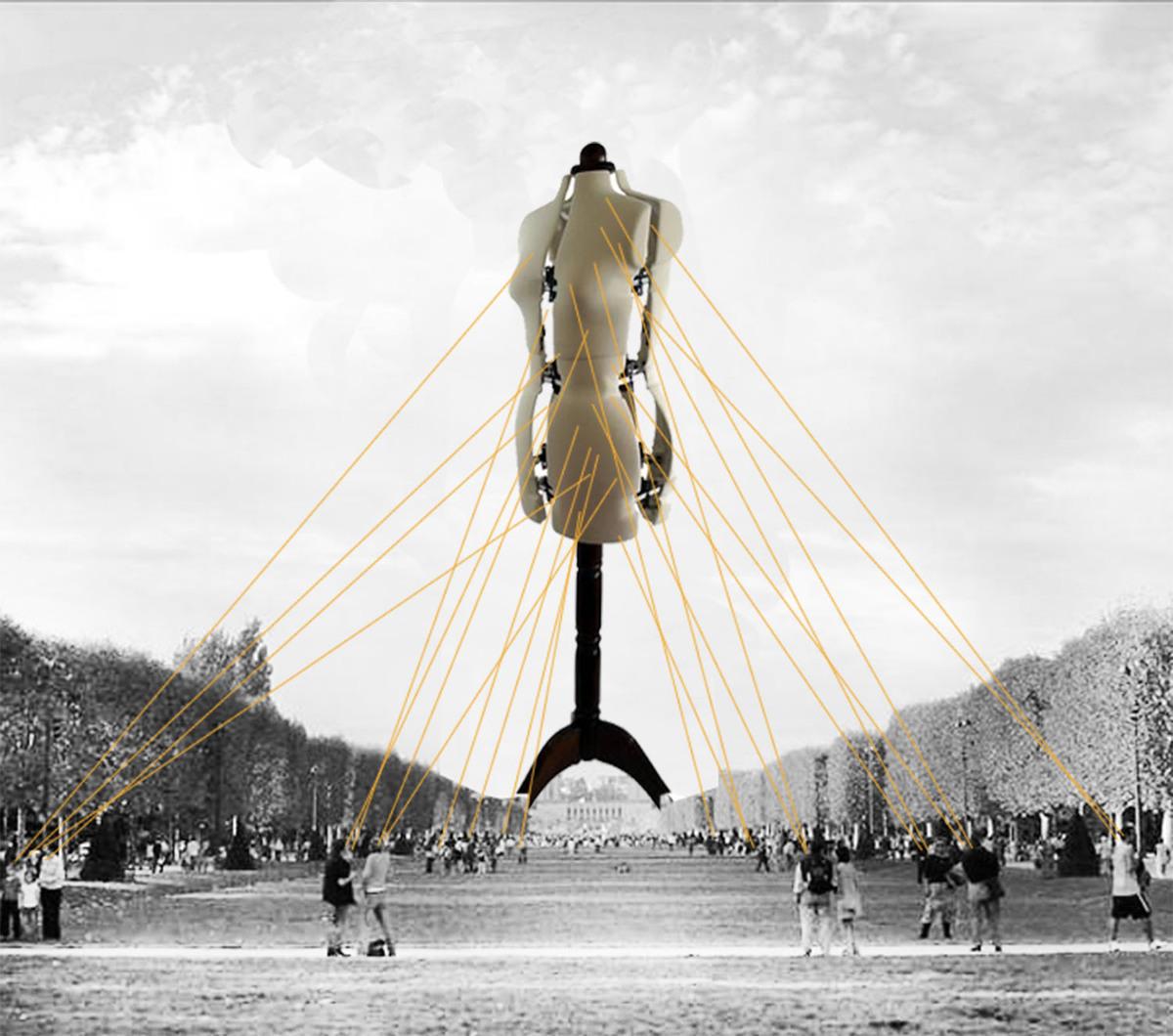 Corporal Eiffel Tower: