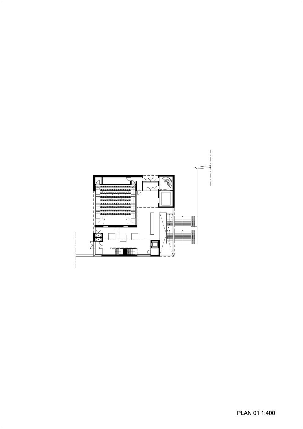 Floor plan 01 (Illustration: Henning Larsen Architects)