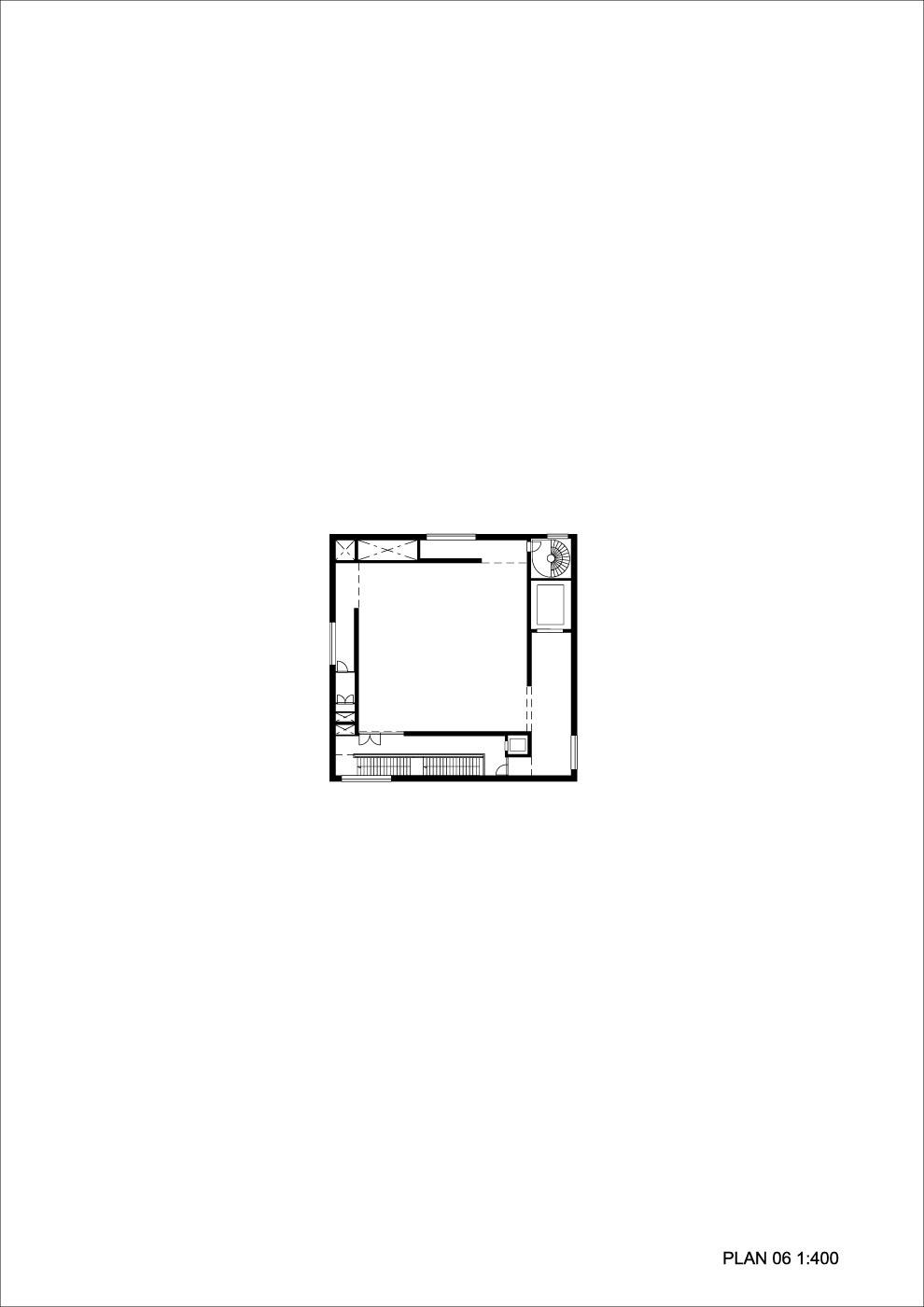 Floor plan 06 (Illustration: Henning Larsen Architects)