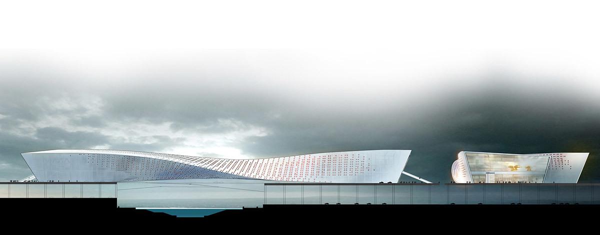 Facade (Image: WAU Design)