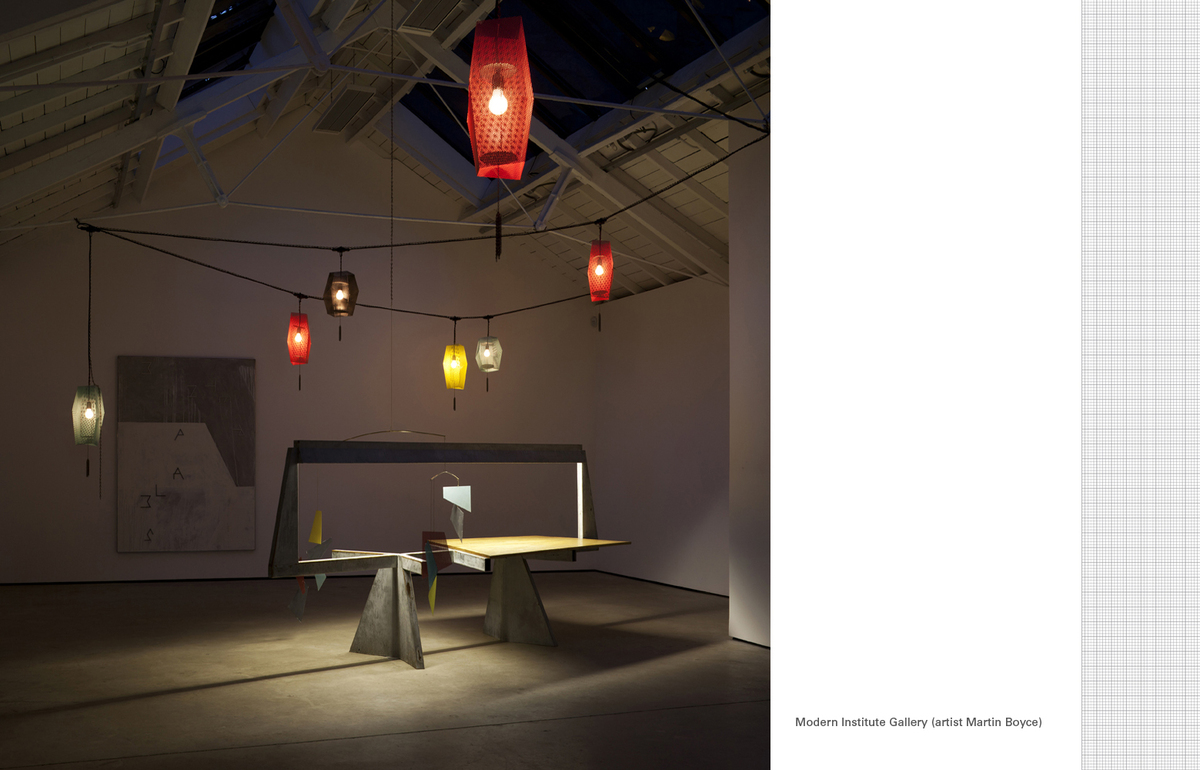 Modern Institute Art Gallery, UK