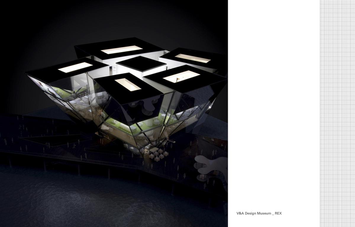 V&A Design Museum, Dundee, UK, (REX / Paul Stallan Studio)