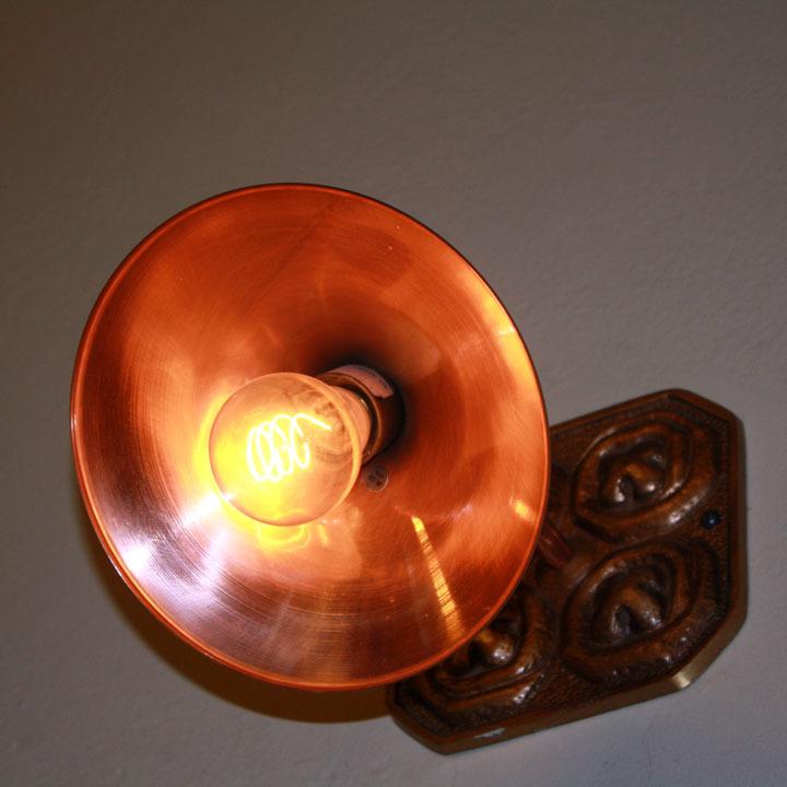 light in Finnish National Romantic style
