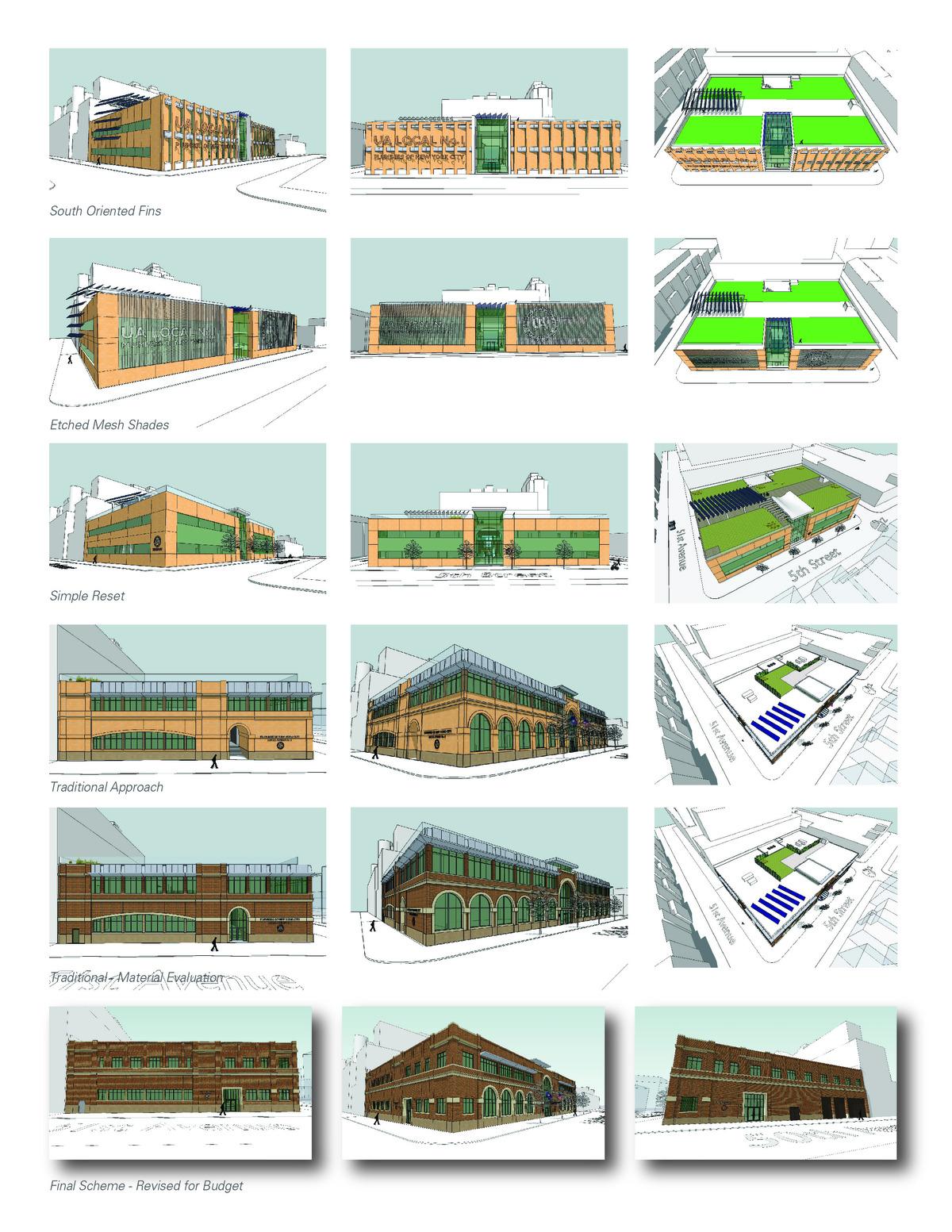 Schematic Design Process