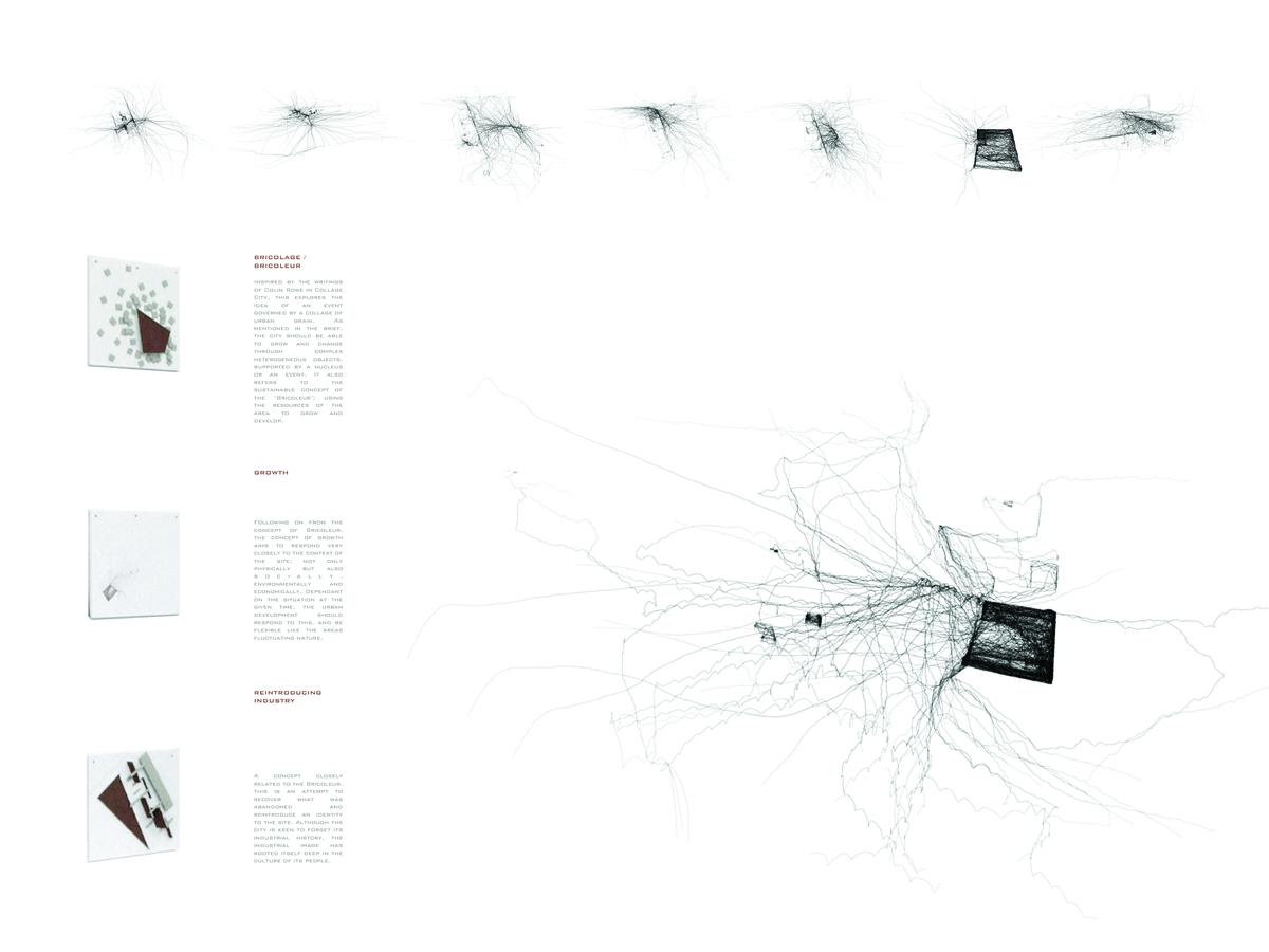 Conceptual models & fractal growth studies
