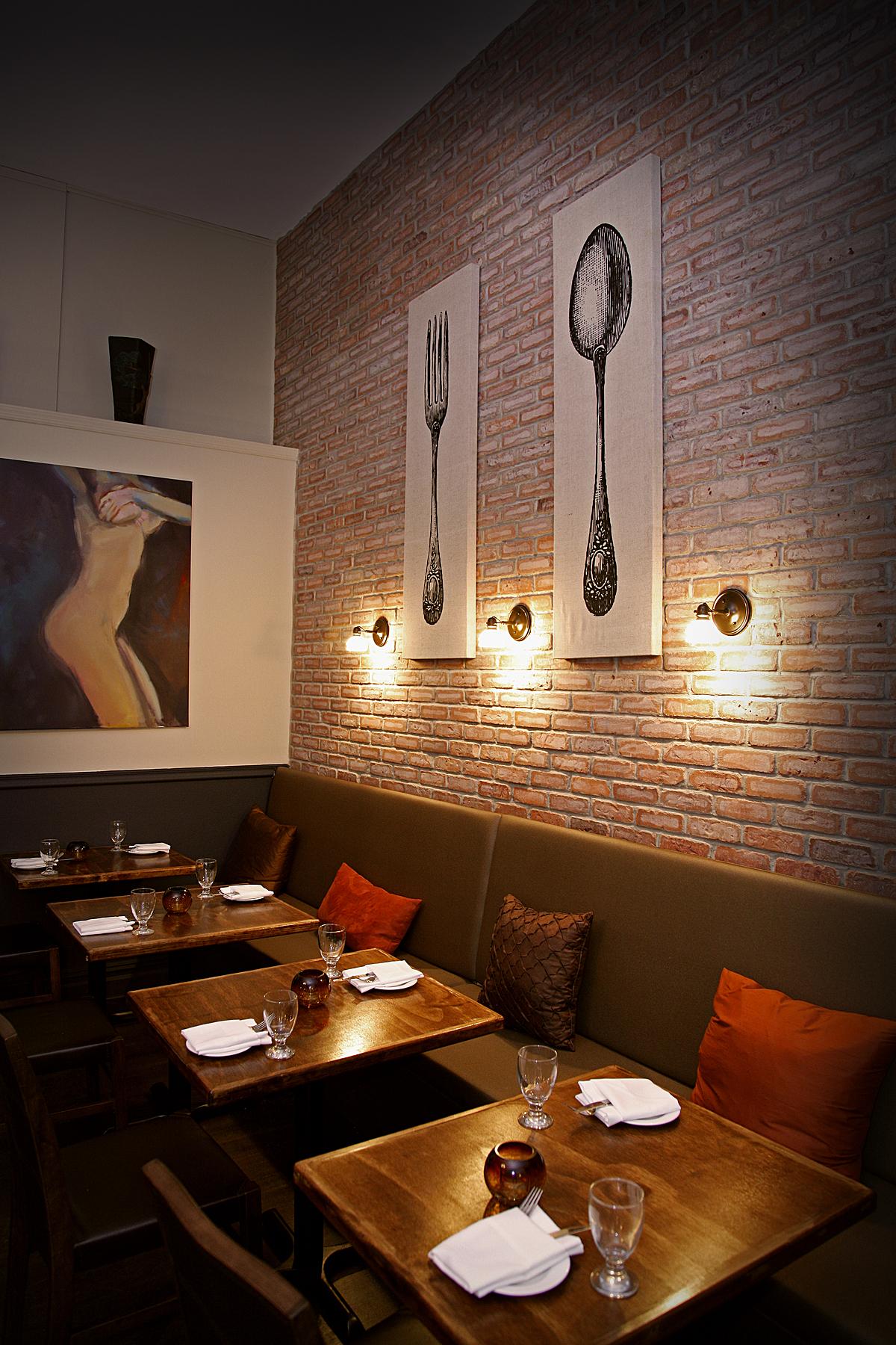 Bar Room Banquette