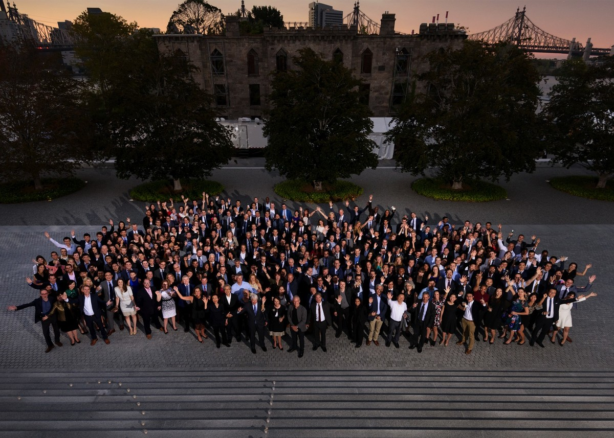 KPF New York group. © KPF.