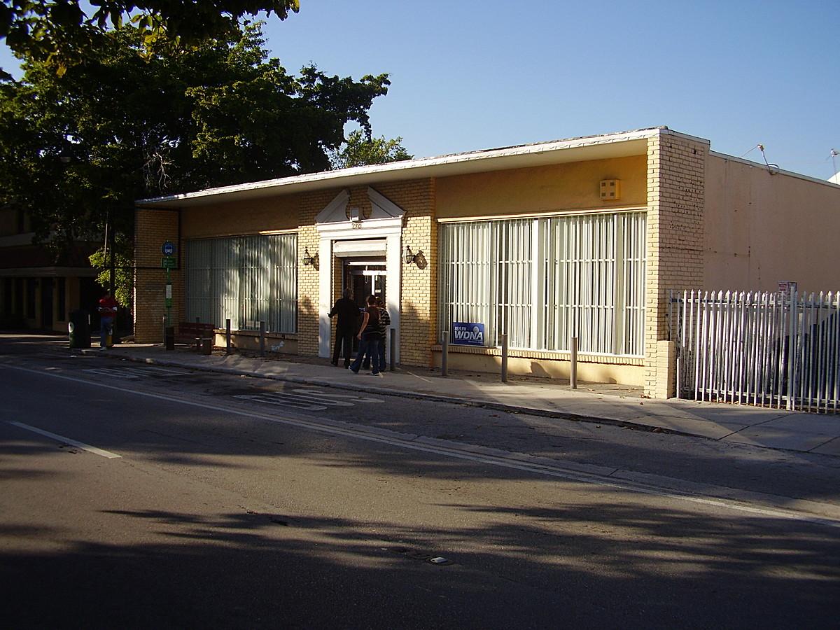 WDNA old building
