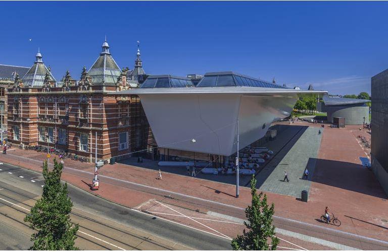 Benthem Crouwel Architects Stedelijk Museum addition