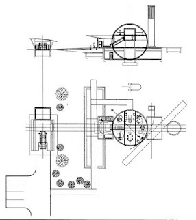 Section and Floor Plan - Schematic Design