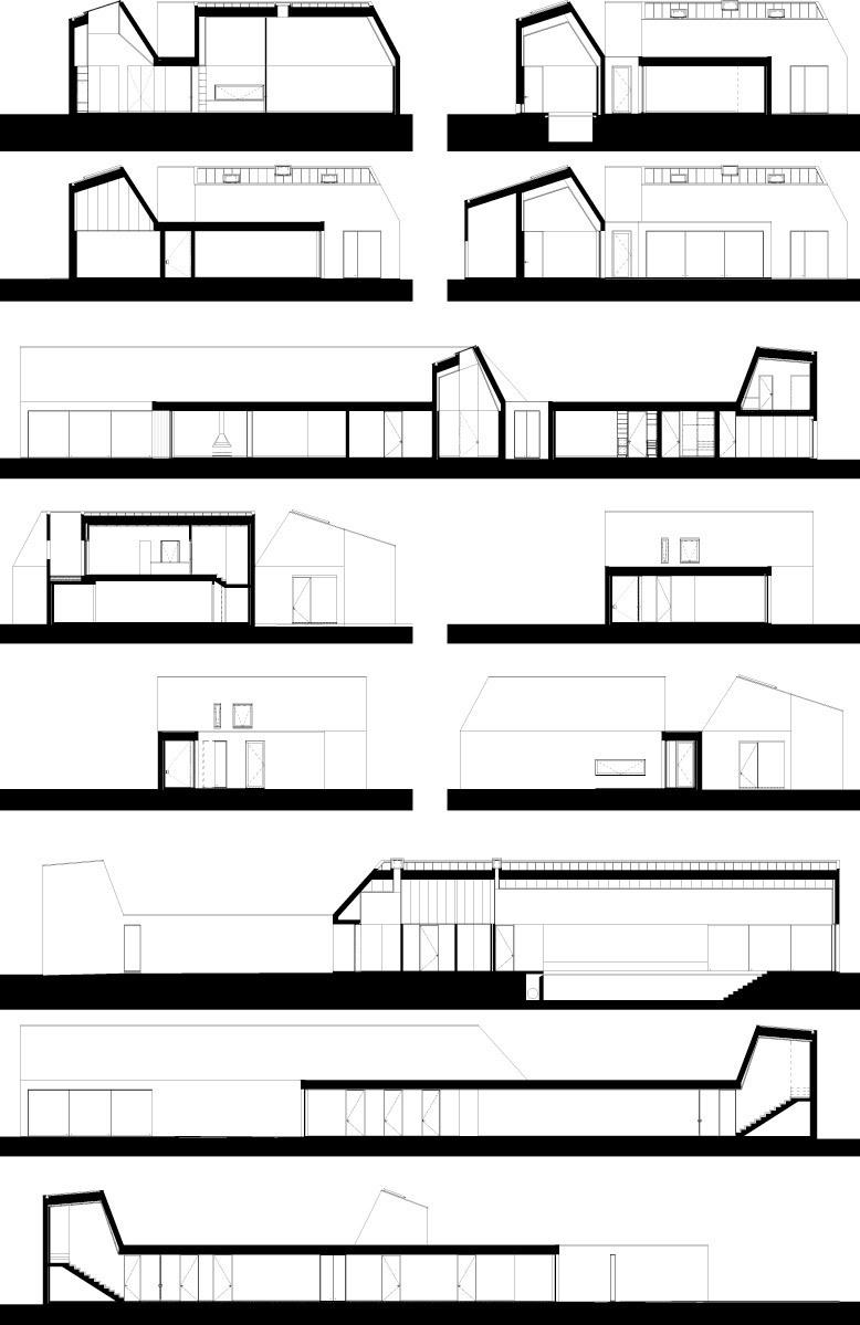House in Ovar Sections (Image- Paula Santos)