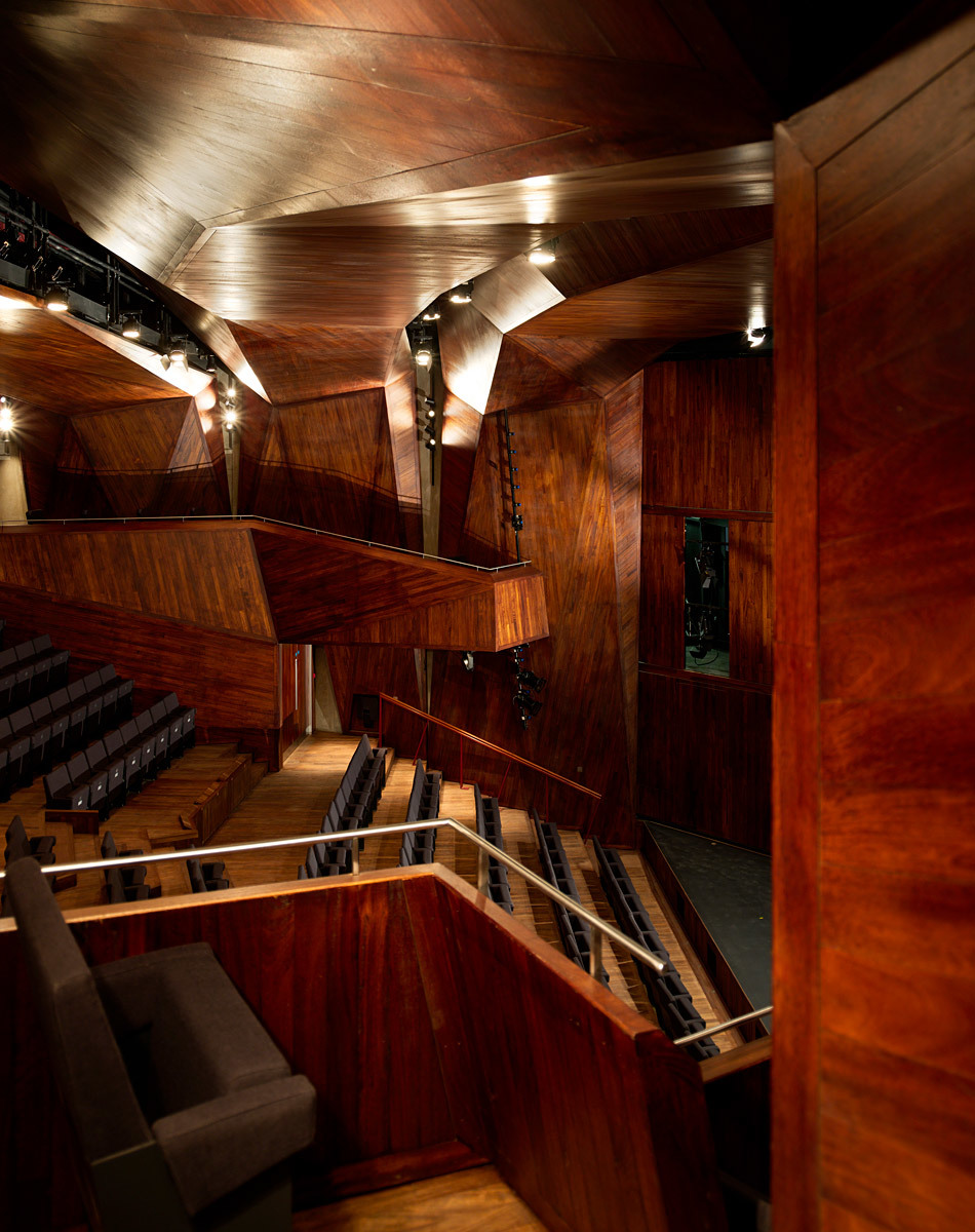 The Lyric Theatre, Belfast by O'Donnell + Tuomey