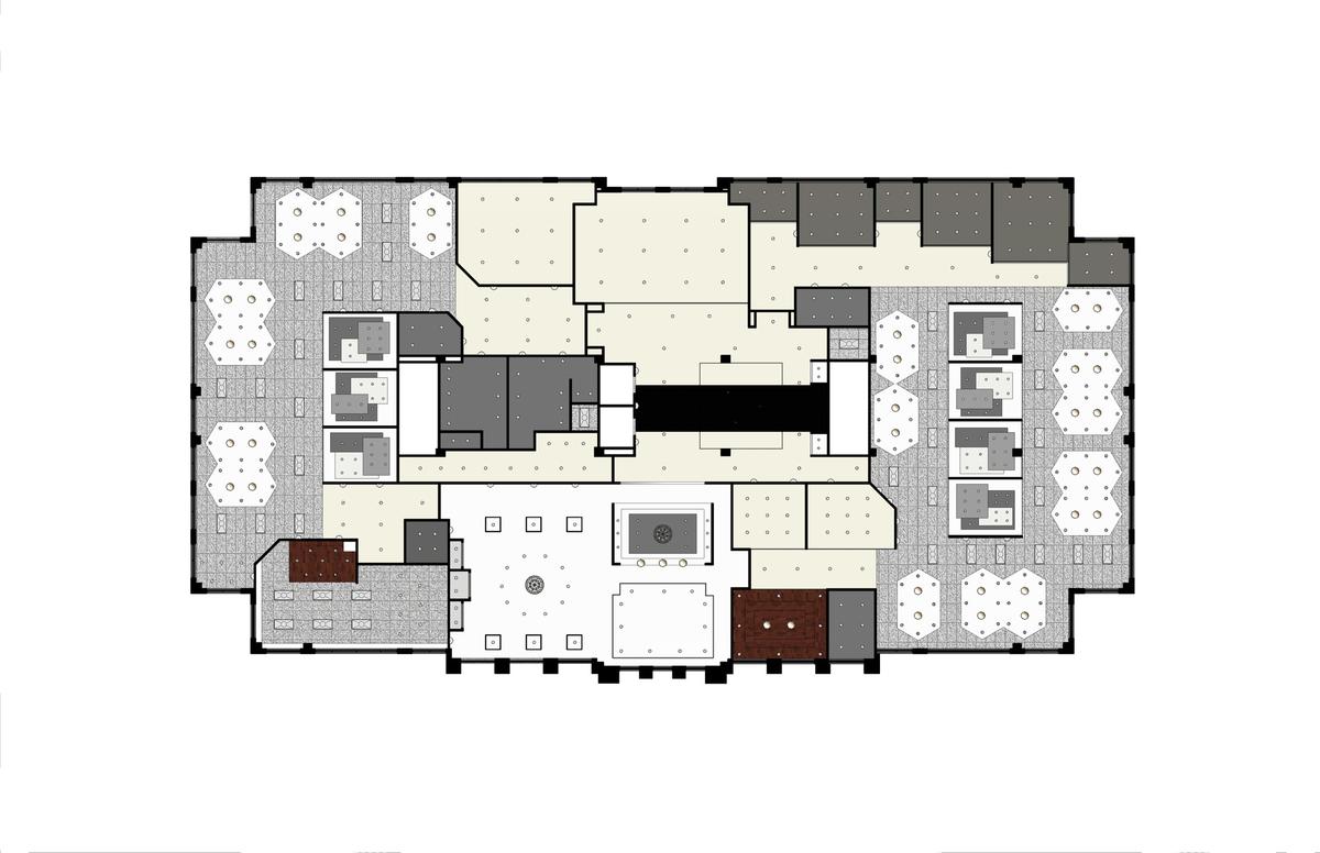 Reflected Ceiling/Lighting Plan