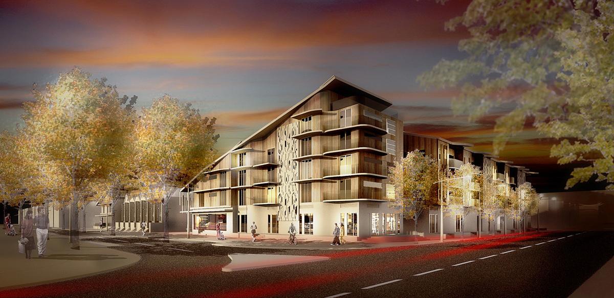 Finalist: Jasmax, Viva Project, Evergreen Realty and Latitude Group Development (New Zealand)