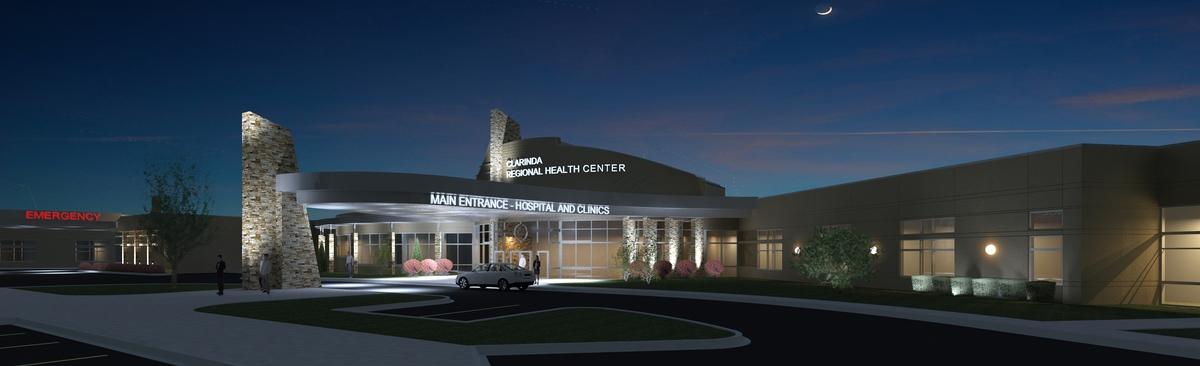 Clarinda Regional Medical Center, Clarinda, Iowa