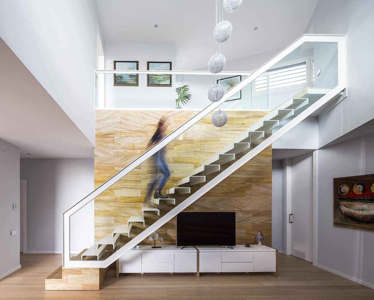 Stairs - E House
