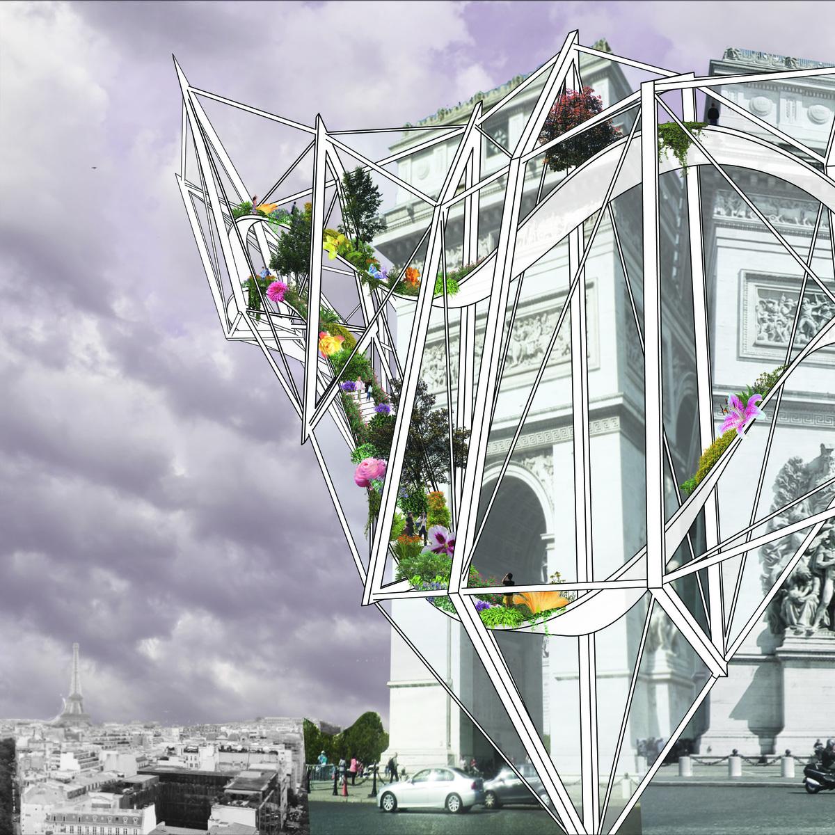 Arc De Triomphe: