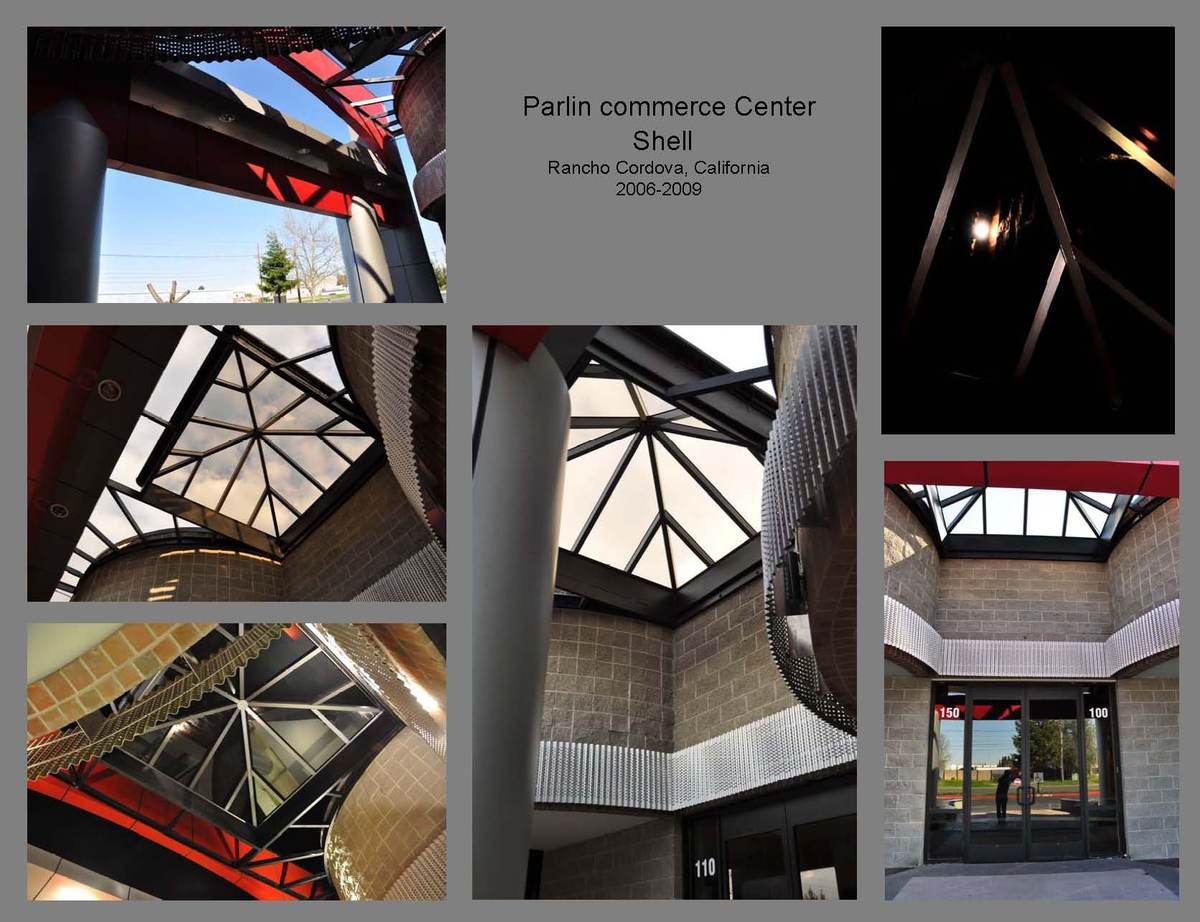 Additional Steel Structures & Skylights