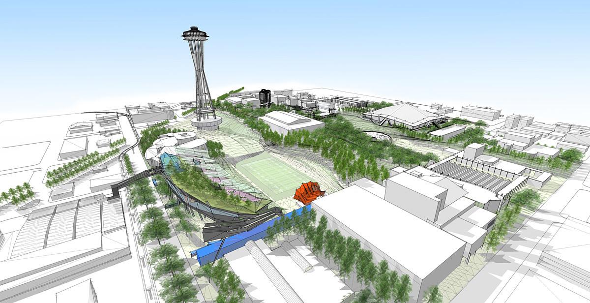 Urban Intervention Finalist: Park by KoningEizenberg Architecture + ARUP (Image: Koning Eizenberg Architecture/ARUP)