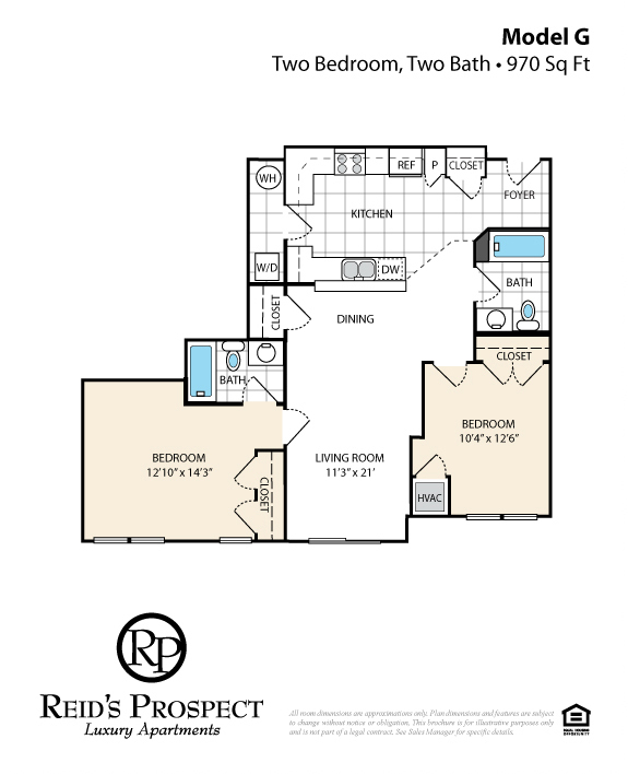 Apartment Model G