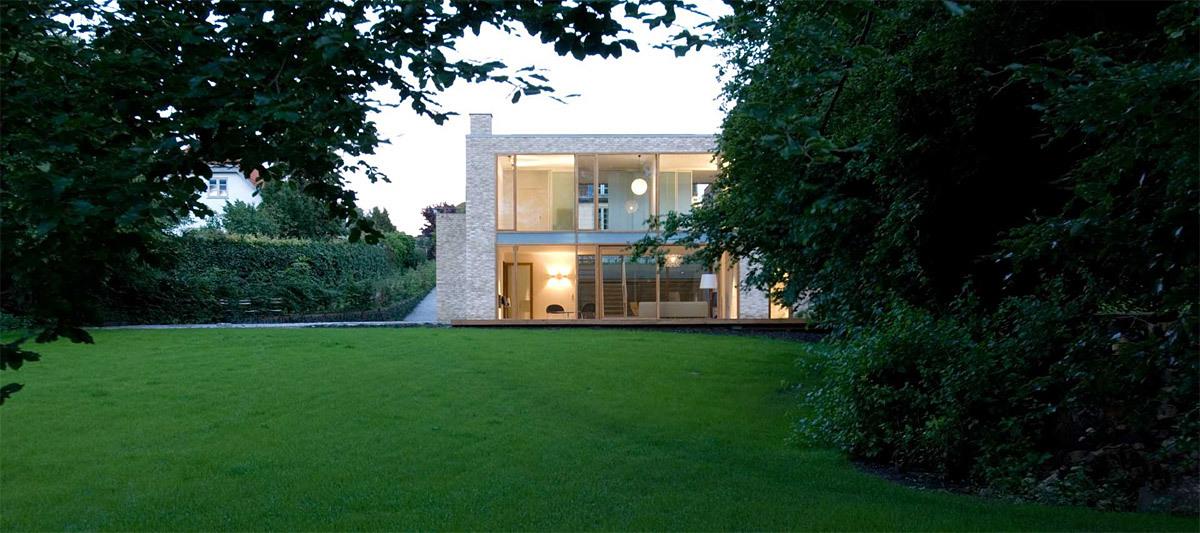 Villa in Lyngby, 2007 (Image: Henning Larsen Architects)