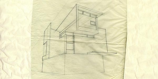 Exterior Concept Sketch Rear 2
