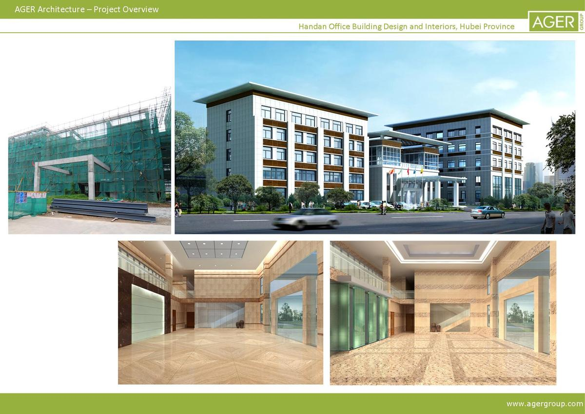 Exterior and Interior Rendering