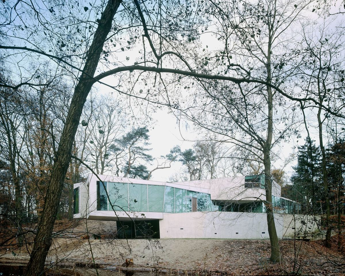 Mobius House by UNStudio. Image: Christian Richters