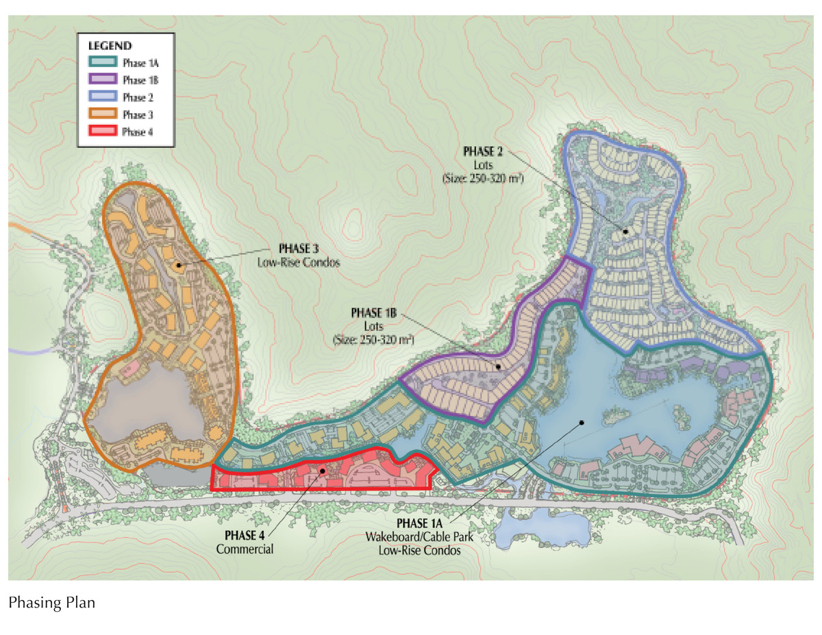 Costa Del Hamilo Phasing Plan