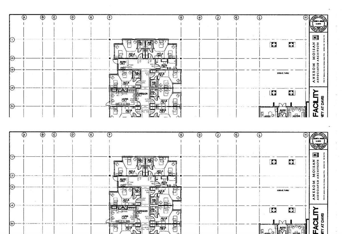 Finish Floor Plan- Skilled Nursing