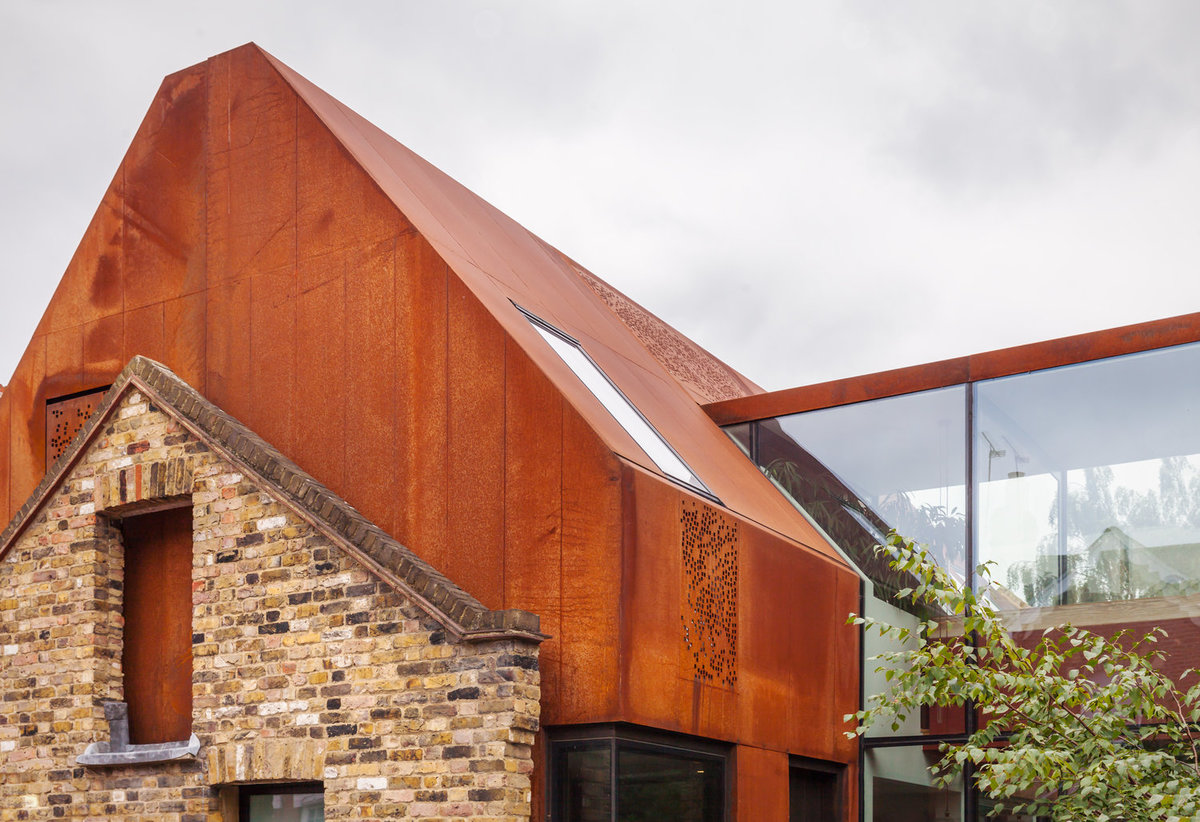 Kew House, London by Piercy and Company