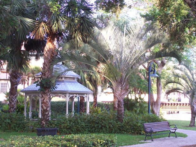 Discovery Center Gardens along Riverwalk