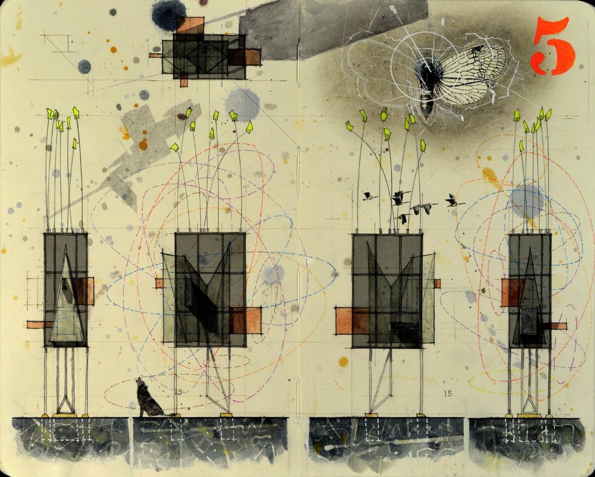 Finalist: Chris Cornelius, STUDIO:INDIGENOUS (PHYSICAL SUBMISSION | PROFESSIONAL)
