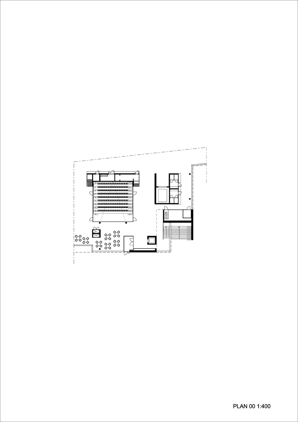 Floor plan 00 (Illustration: Henning Larsen Architects)