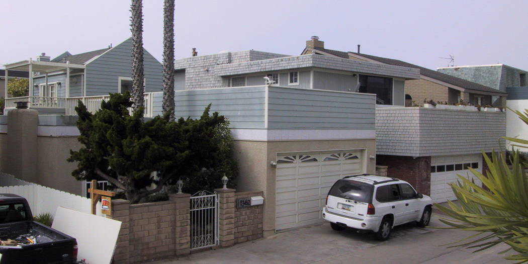 View of Existing Residence