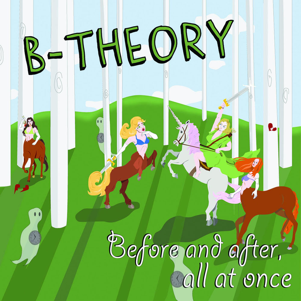 B-Theory Album Cover
