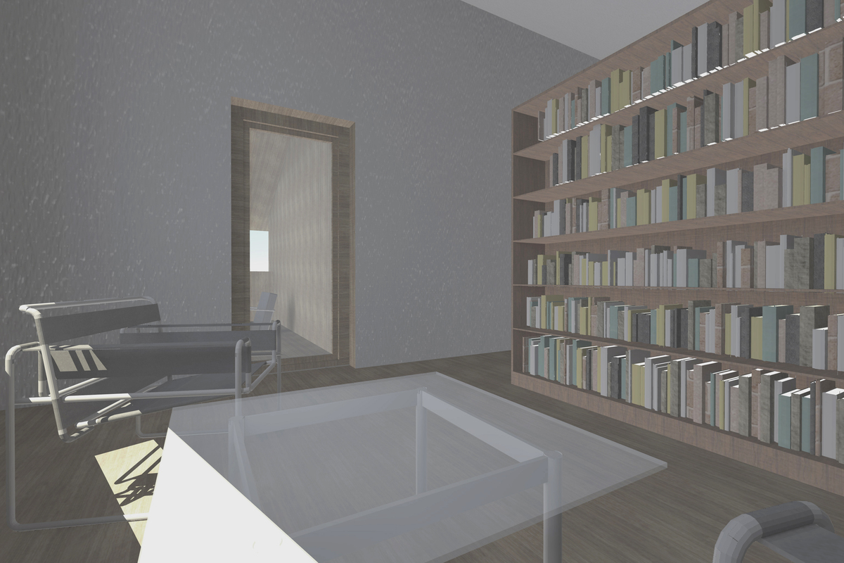 library 2nd floor