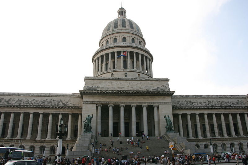 Capitolio Nacional via Wikimedia Commons