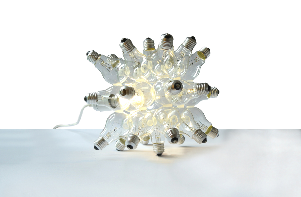 """ SPARE "" light-object"