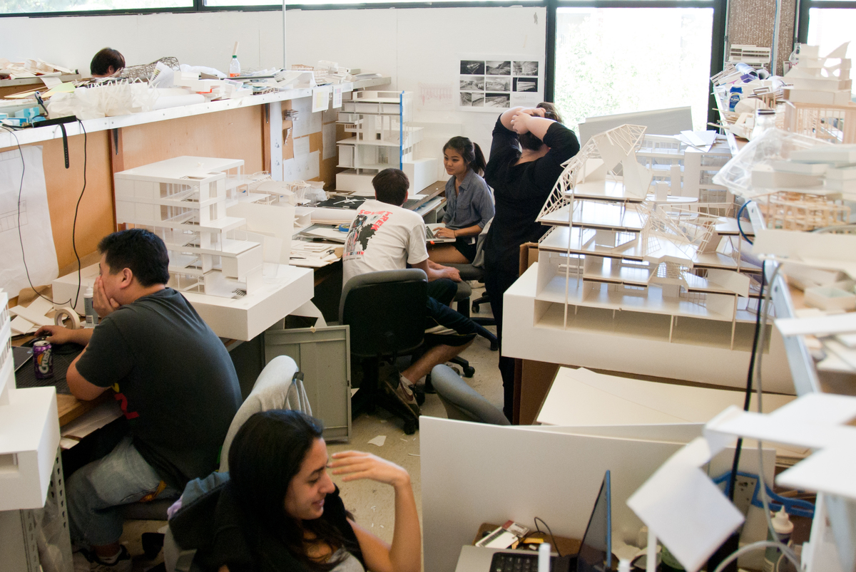 Image courtesy of the USC Architecture Archive.