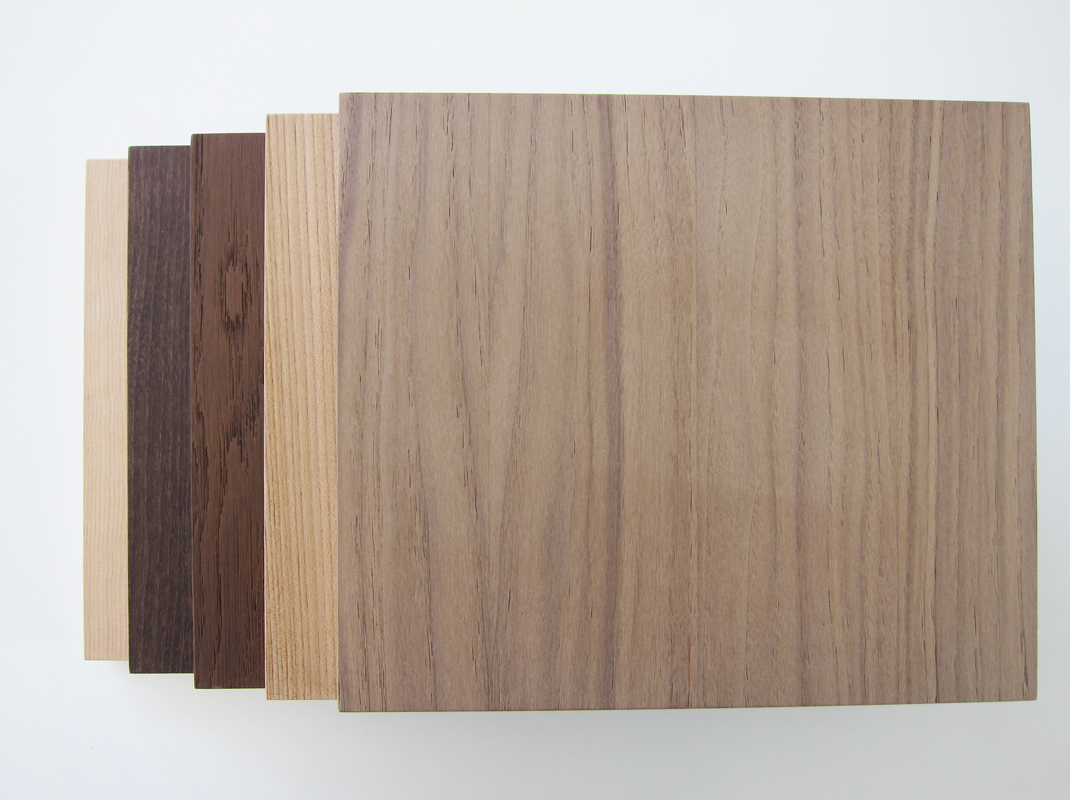 New thicker and stronger wood doors: 4 millimeters = 0.15 inches. None of the competitors have them!