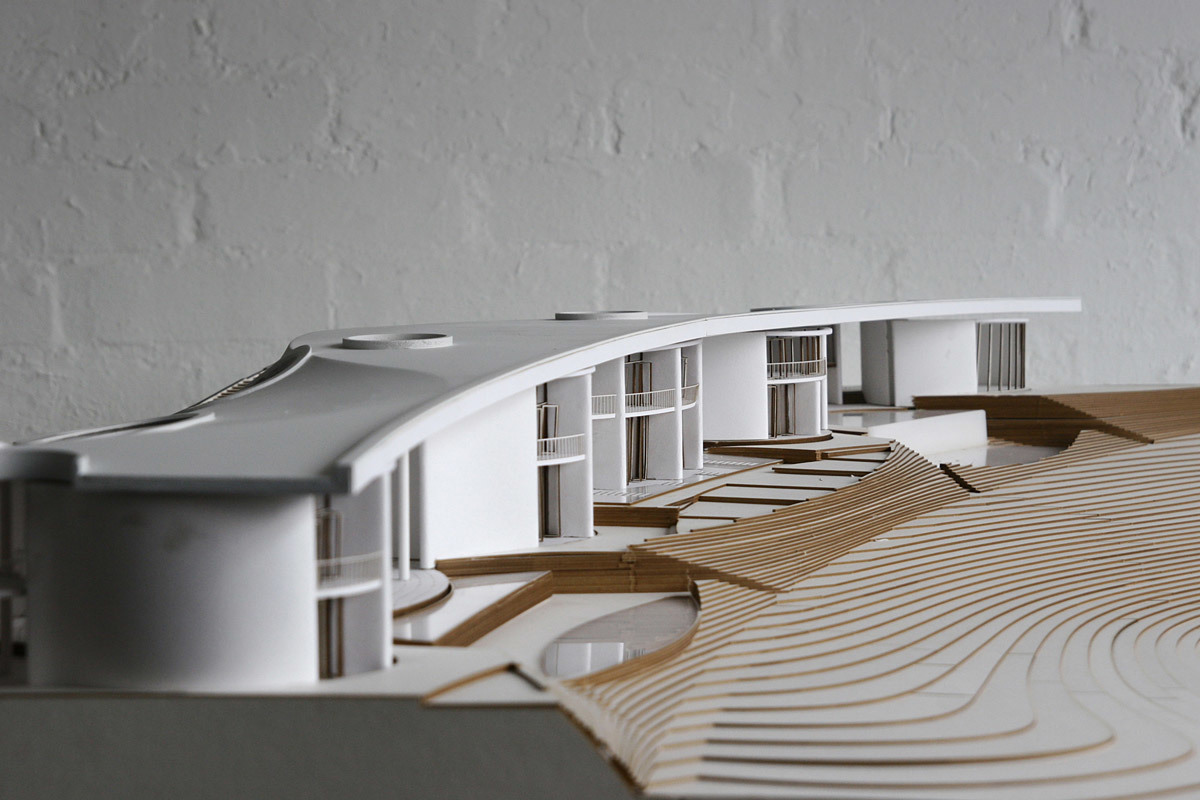 Model (Image: Serie Architects)