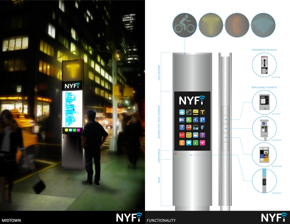 Connectivity Award: NYfi by Sage and Coombe Architects (Courtesy NYC Mayor's Office)